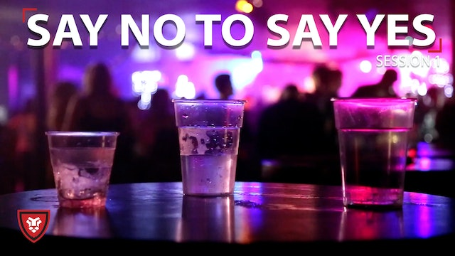 Say No To Say Yes Part 1