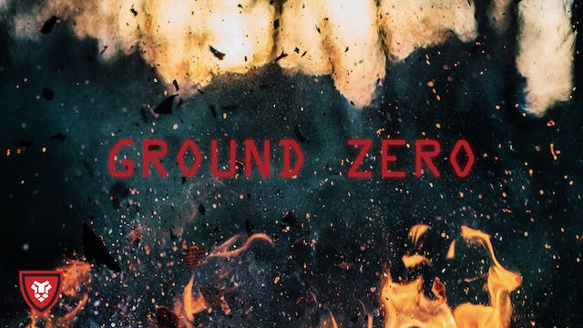Ground Zero with Kenny Luck