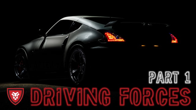 Driving Forces Part 1 with Kenny Luck