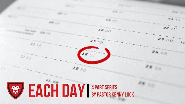 Each Day with Kenny Luck