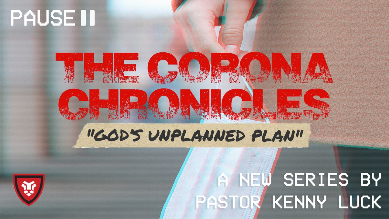 The Corona Chronicles with Kenny Luck