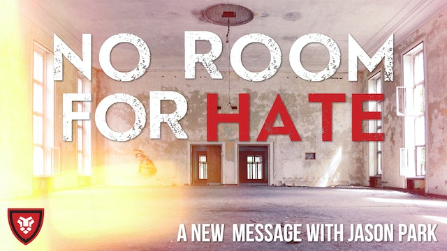 """""""No Room For Hate"""" Live with Jason Park"""