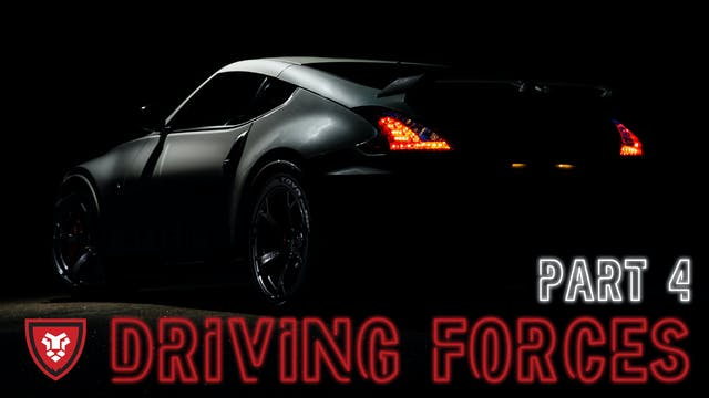 Driving Forces Part 4 with Kenny Luck