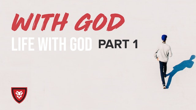 With God Part 1 by Kenny Luck