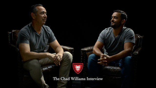 The Chad Williams Interview Trailer