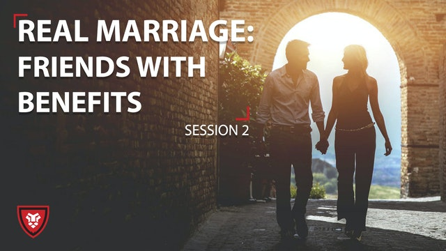 Real Marriage - Friend with benefits