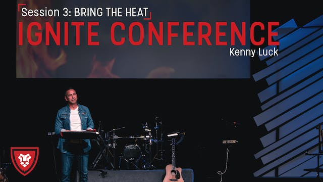 Ignite Conference Session 3 - Bring T...