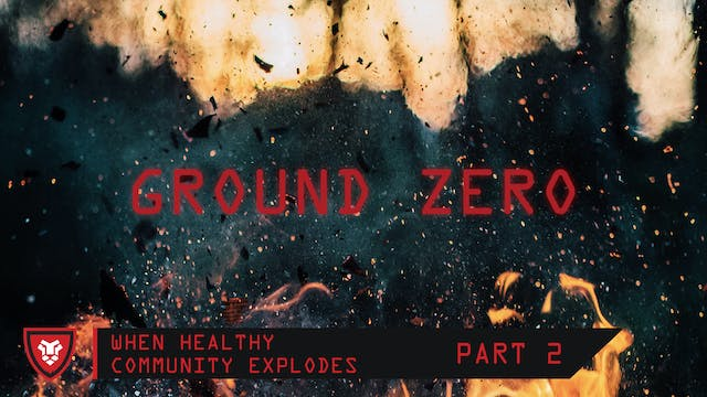 Ground Zero Part 2 with Kenny Luck