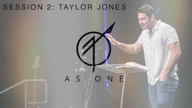 As One Part 2 by Taylor Jones