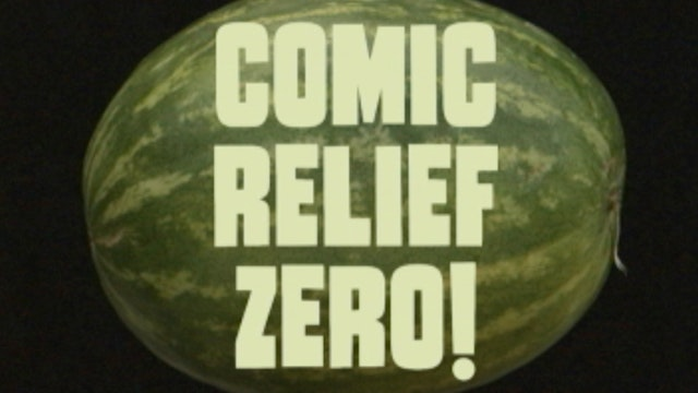 Comic Relief Zero!