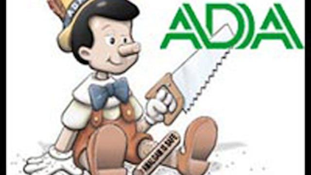 American Dental Association position on mercury dental fillings