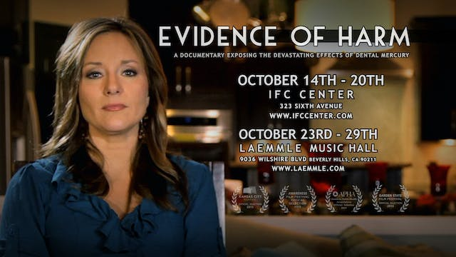 Evidence of Harm Theatrical Trailer #02