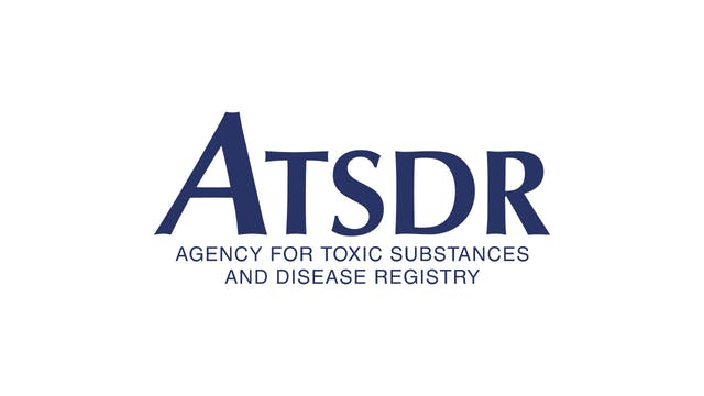The Agency for Toxic Substances and D...