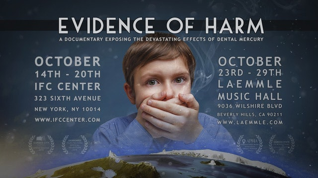 Evidence of Harm Theatrical Trailer #01