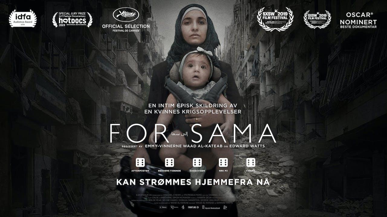 Movies on War Presenterer: For Sama