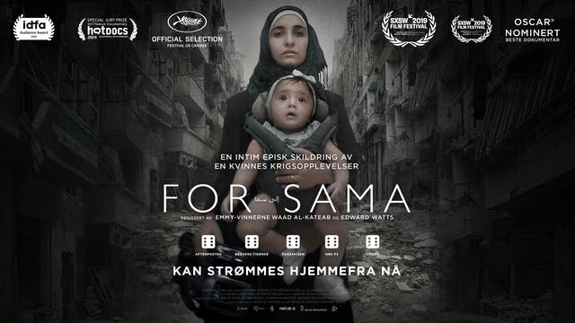 Hitra Kino Presenterer: For Sama