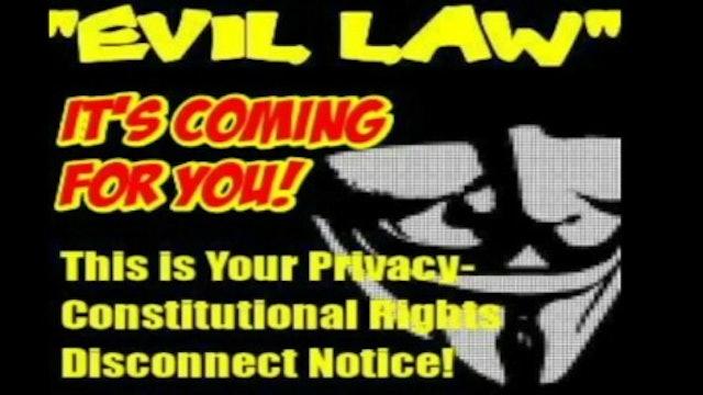 EVIL LAW