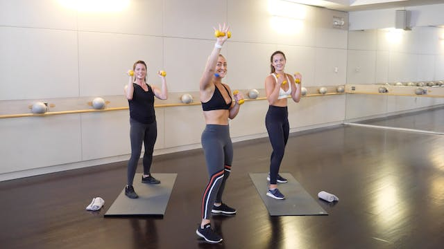 30-minute Cardio with Kate Havlicek
