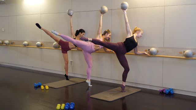 Express Barre with Kate Havlicek