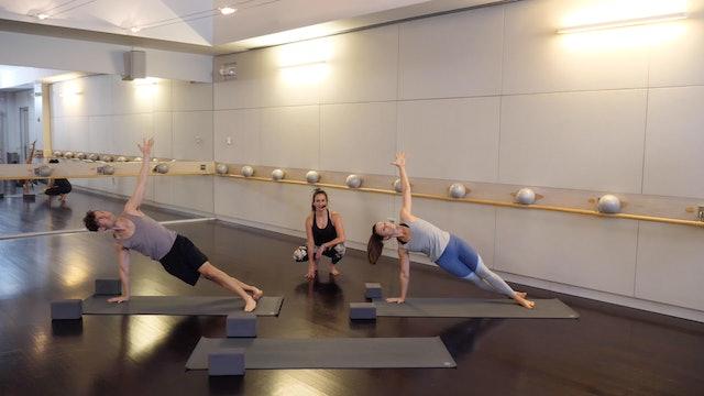 25-minute Power Yoga with Liz Wexler