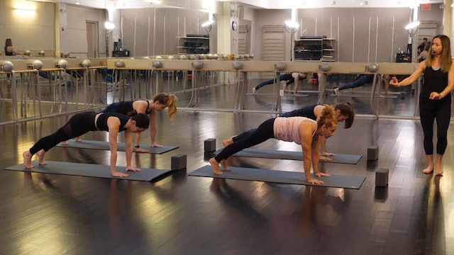 In-studio: Power Yoga with Erin Jacques, 3.7.19