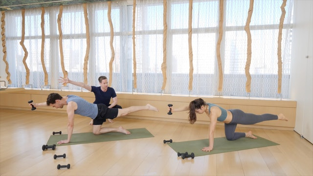 Power Yoga + Weights