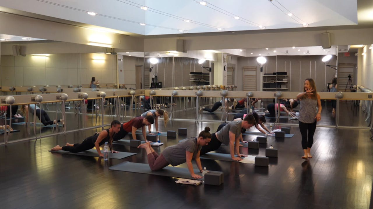 In-studio: Power Yoga with Erin Jacques, 4.12.19