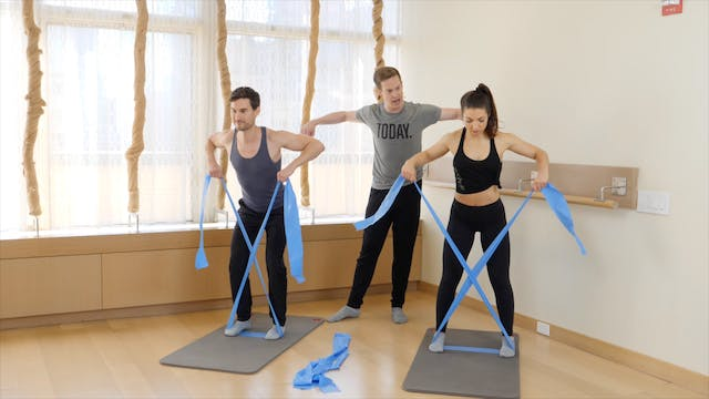 Band Blast Abs and Arms