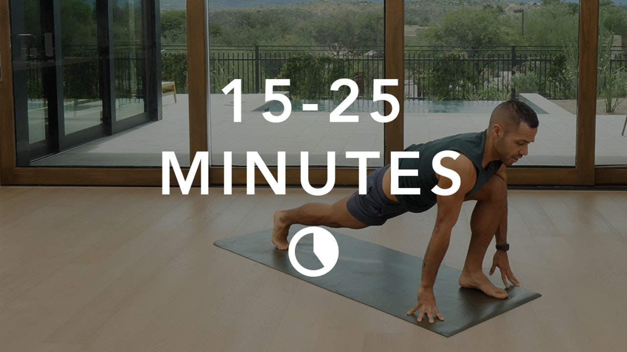 Essentials in 15-25 Minutes