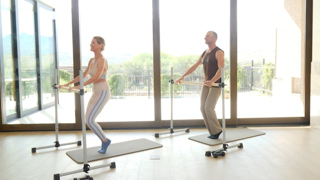 Classic Barre with the Founders