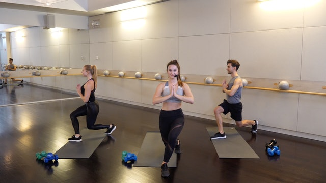 HIIT20 with Leah Hassett