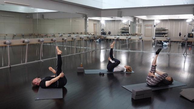In-studio: Guided Meditation 1 with Edward Vilga, 6.25.19