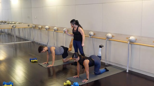 Advanced Barre with Sarah Ambrose