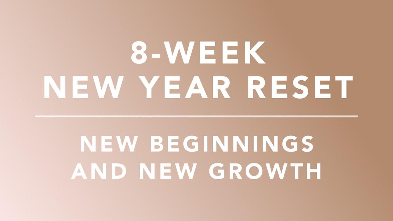 8-Week New Year Reset