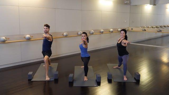 Yoga 101 with Nicole Uribarri