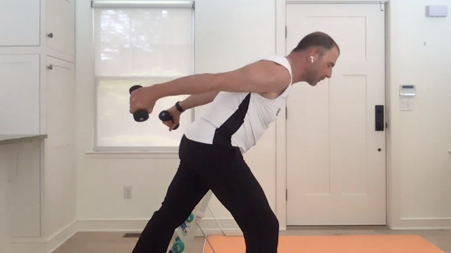 Upper Body and Glutes with Fred DeVito