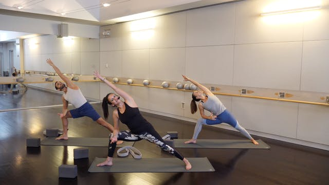 Slow Flow Yoga with Liz Wexler