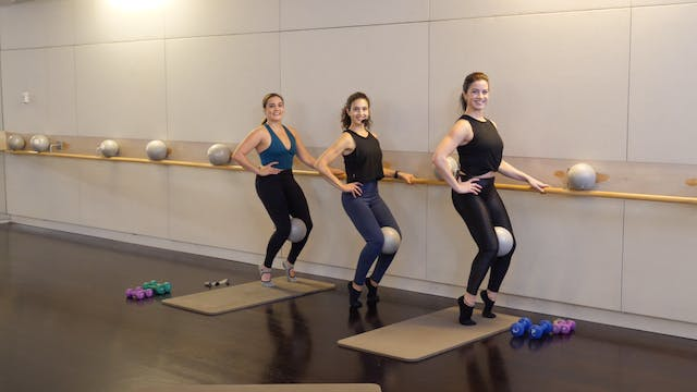 Express Barre with Antonella James