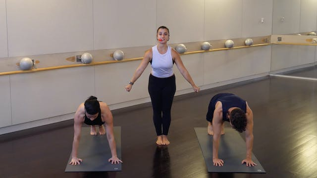HIIT+Yoga with Nicole Uribarri