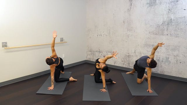 Power Flow Yoga