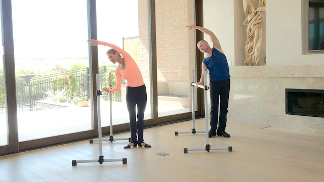 Basic Ballet Barre