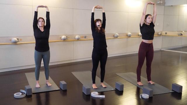 Deep Stretch Zen with Vidya Mardi Sykes