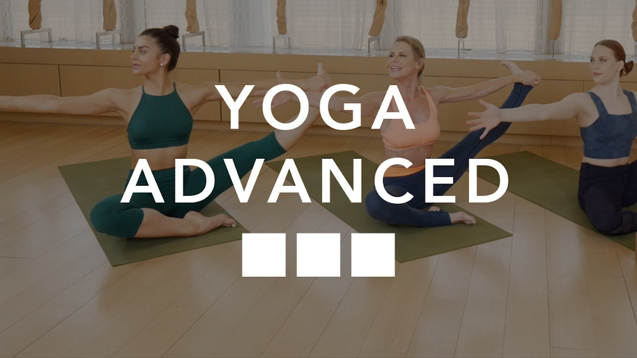 Yoga Advanced