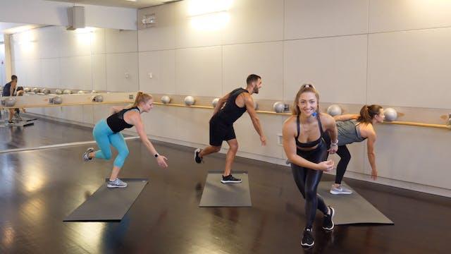 Bodyweight HIIT15 with Kate Havlicek