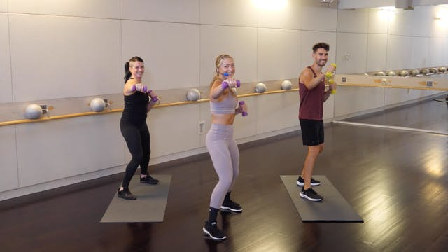 Barre+Cardio with Kate Havlicek