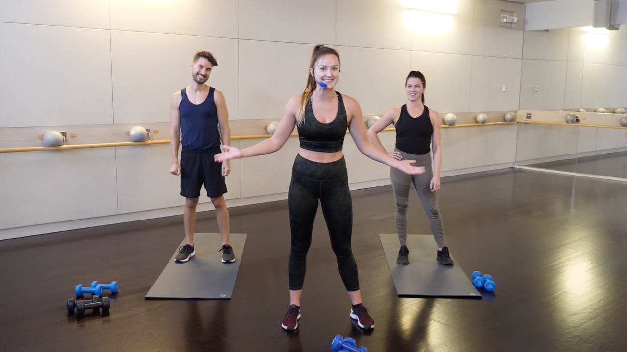 HIIT30 with Leah Hassett