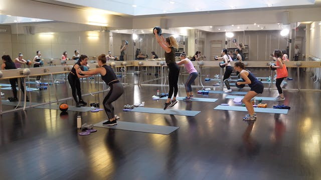 In-studio: HIIT30 with Sarah Ambrose,...