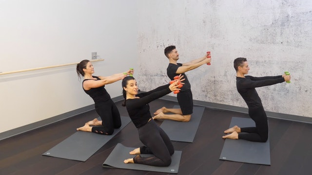 Power Yoga with Weights