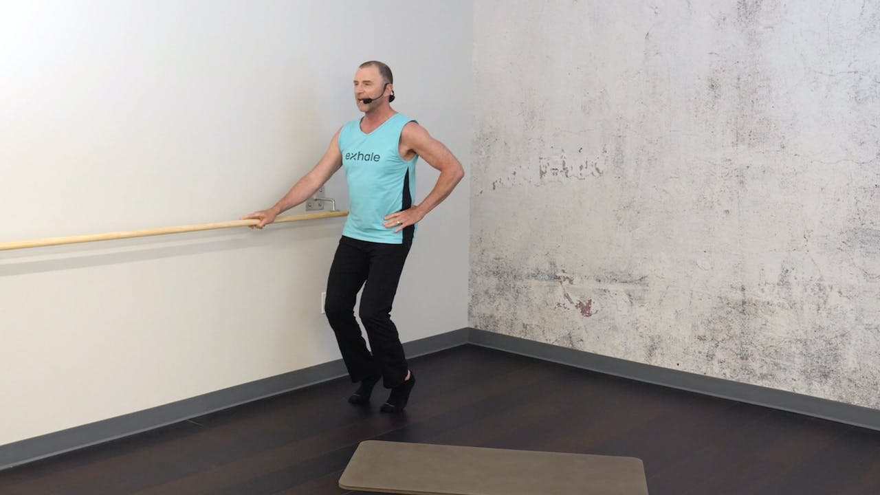 Bodyweight Barre Express with Fred DeVito
