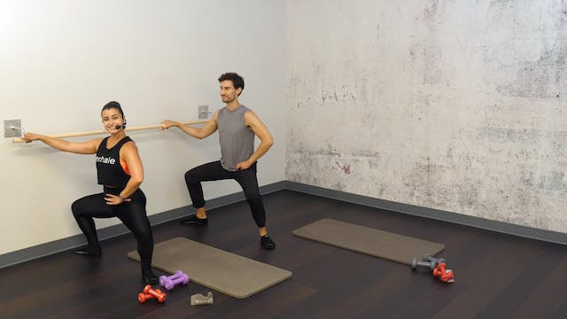 Advanced Barre 3